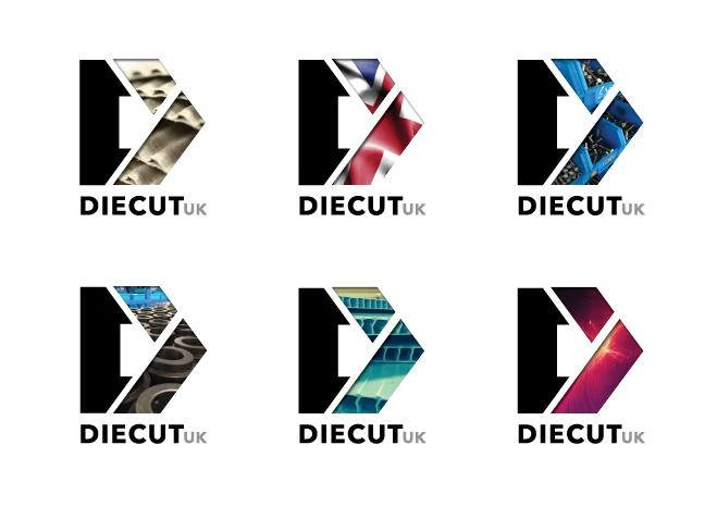 Diecut+Logos