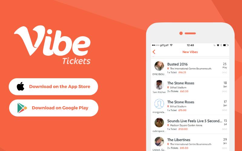 vibe-tickets