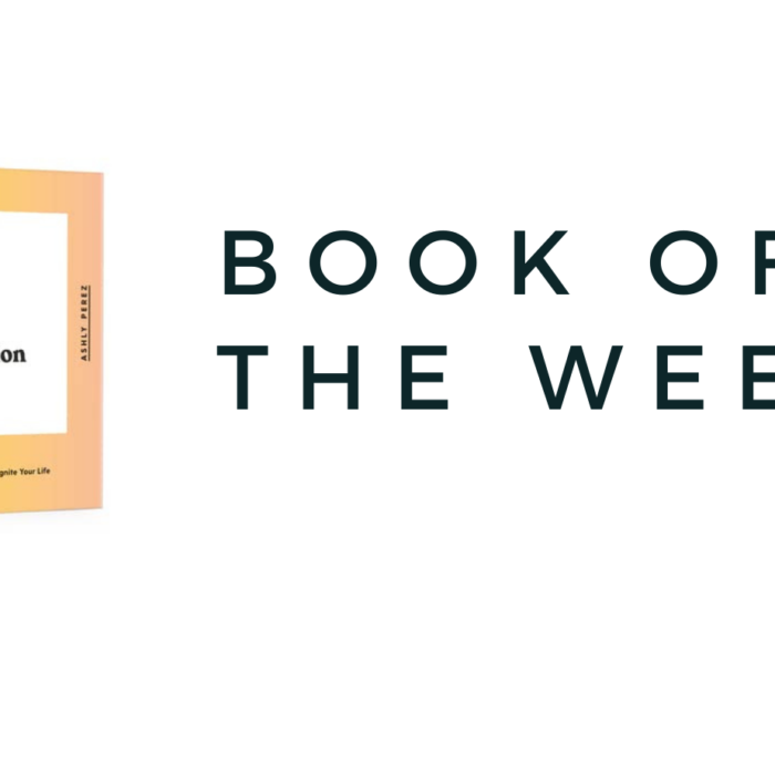 Book of the week – Read This For Inspiration
