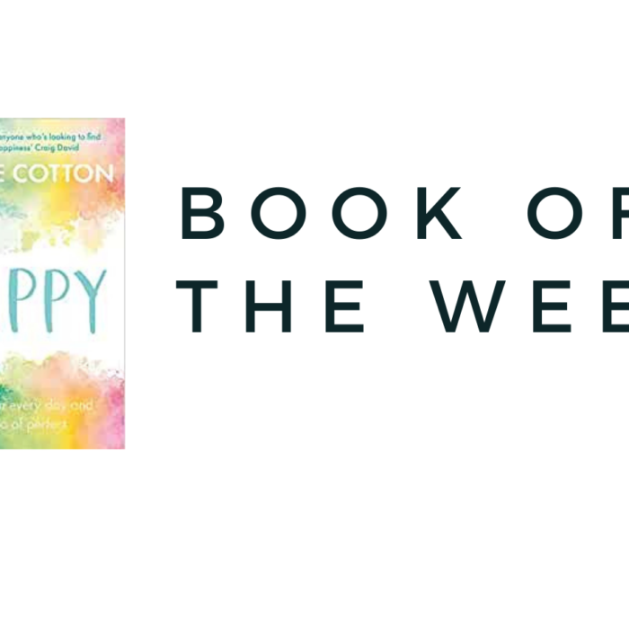 Book of the week : Happy: Finding joy in every day and letting go of perfect