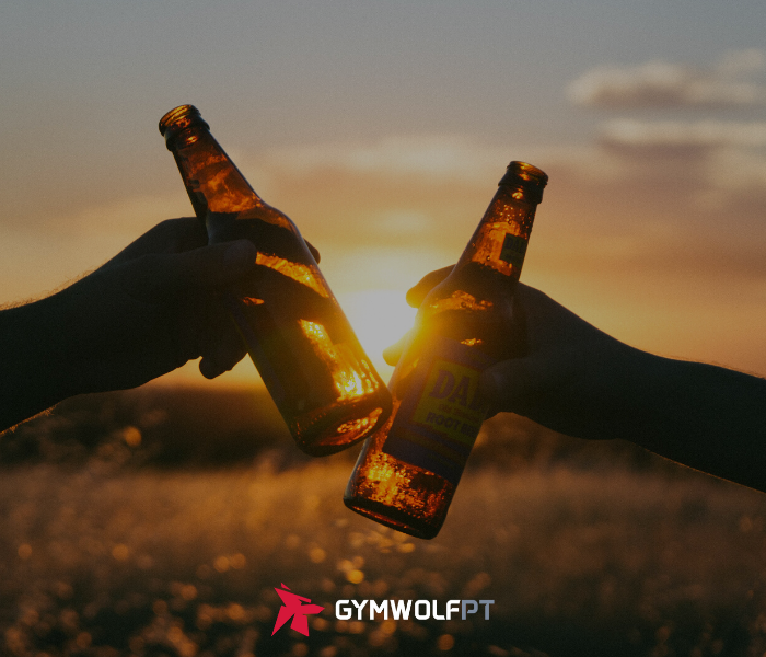 ALCOHOL & FAT LOSS: CAN OPPOSITES ATTRACT?