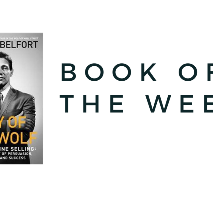 BOOK OF THE WEEK – WAY OF THE WOLF