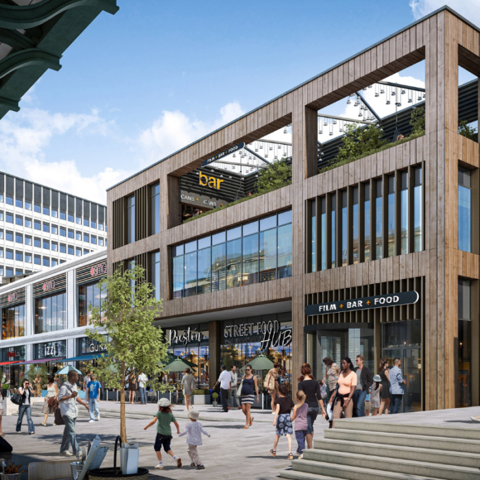 FUNDING DEAL APPROVED FOR PRESTON'S PROPOSED £40M CINEMA AND LEISURE SCHEME