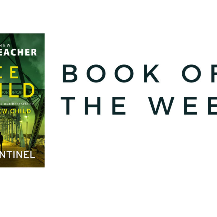 BOOK OF THE WEEK…. THE SENTINEL