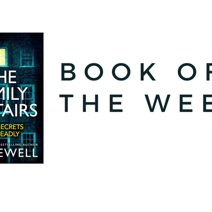 BOOK OF THE WEEK…. THE FAMILY UPSTAIRS