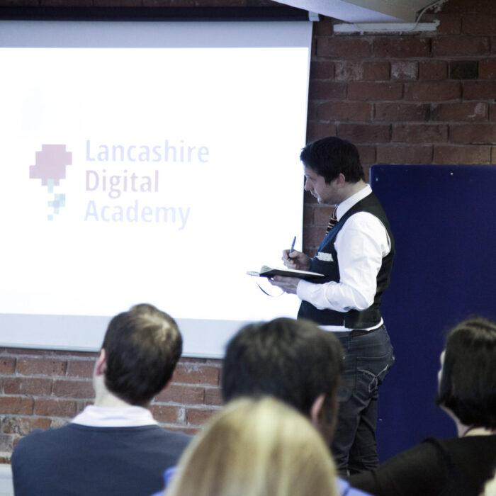 Lancashire Digital Academy Launch