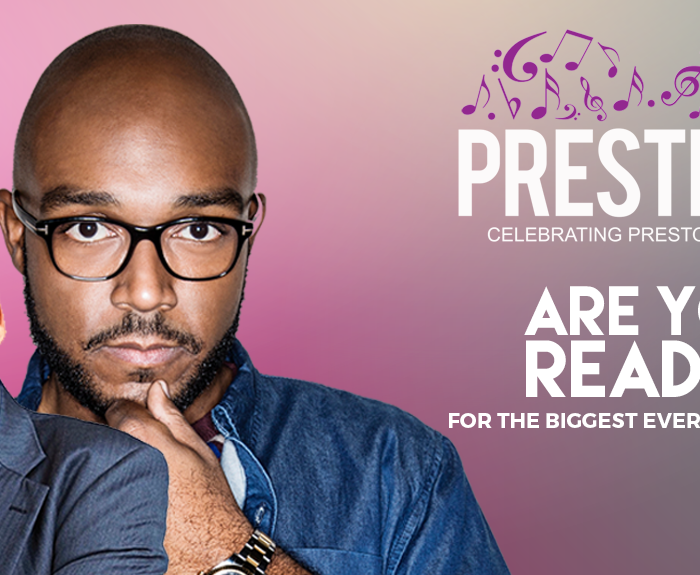 Prestfest to return to the city with a bang!