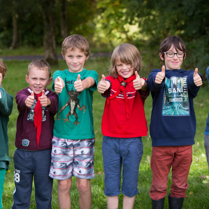 Scouts now bigger than ever in Lancashire!!