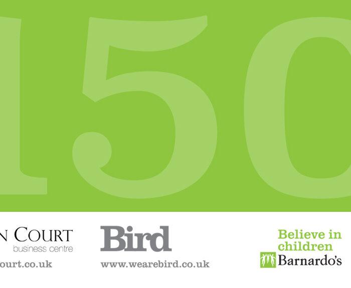 Cotton Court and Bird Pledge their support to Barnardo's