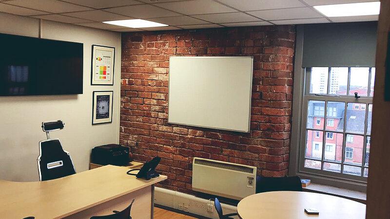 Flexible Socially Distanced Workspaces