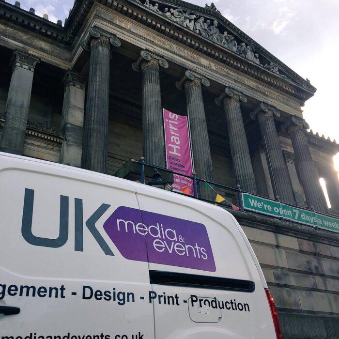 Clients UK Media & Events take on Lancashire Encounter!