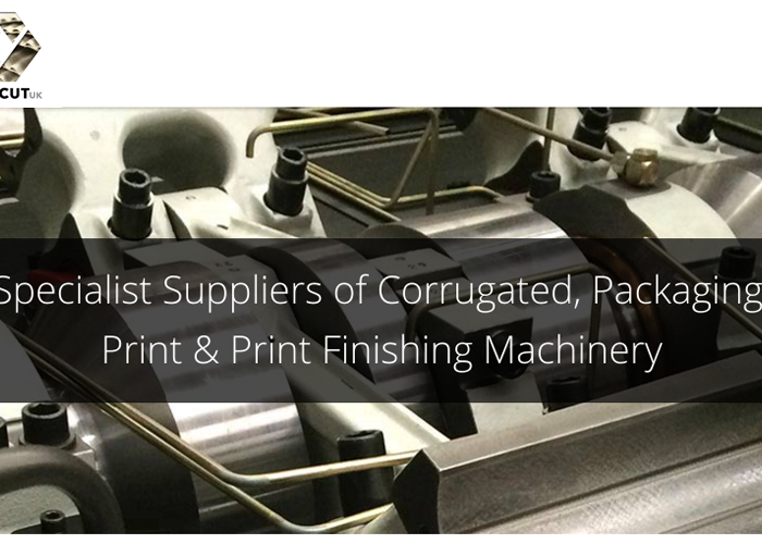 Clients DieCut UK Successfully Installs another New Machine!
