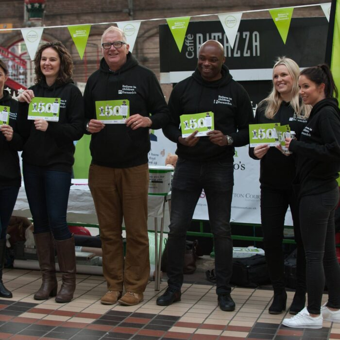 Two Lancs Businesses Secure 330 Pledges from Local Companies to Help Vulnerable Children in County!