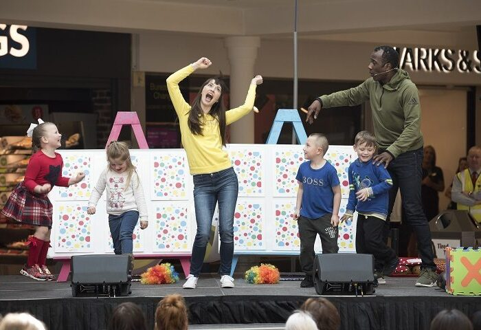 Clients UK Media & Events Organise CBeebies Performance!