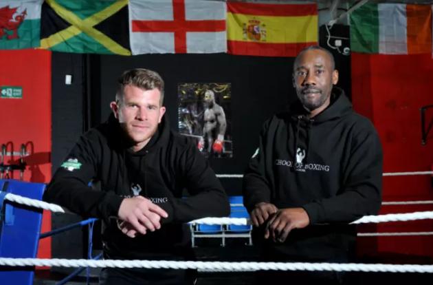 Our Client Elliot Opens The Lancashire Boxing Academy!