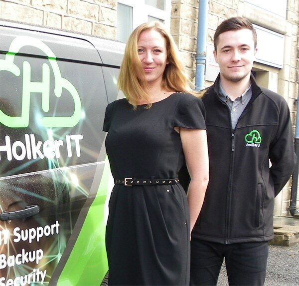 Clients Holker IT Recruit Two New Members of Staff!