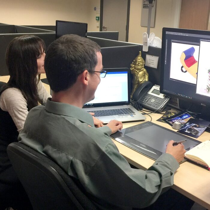 New Digital Art Classes from Digital Touch!