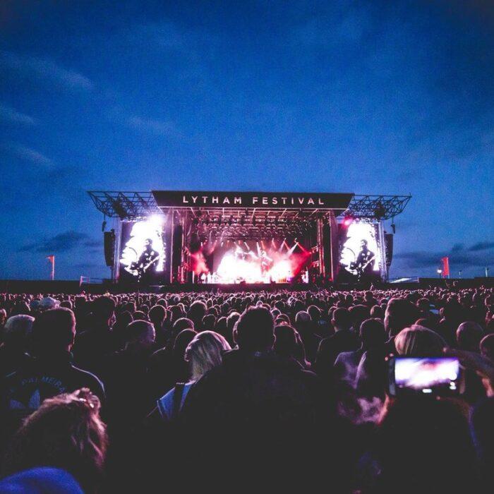 Get Staffed UK Smash Lytham Festival!