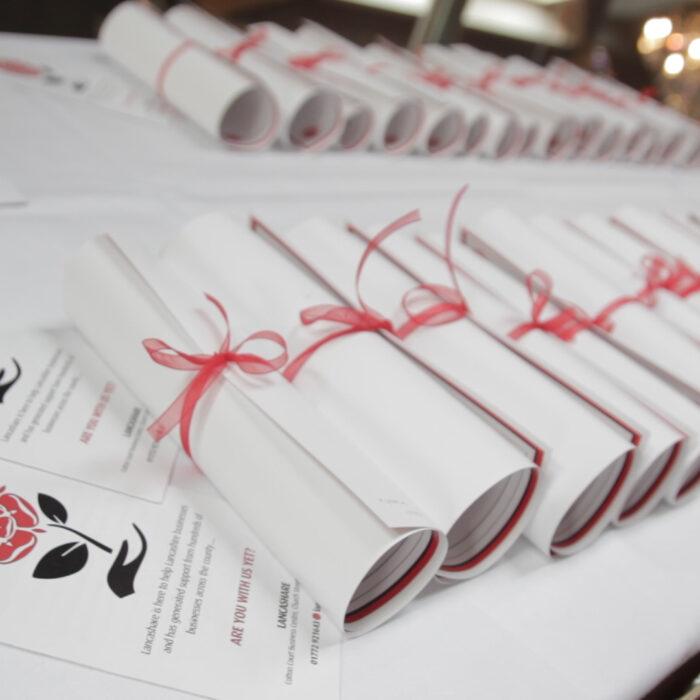 Lancashare Host Their First Sponsors Event