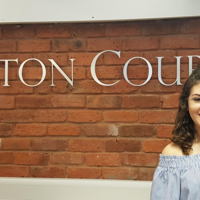 Cotton Court Welcomes Grace to the Team!