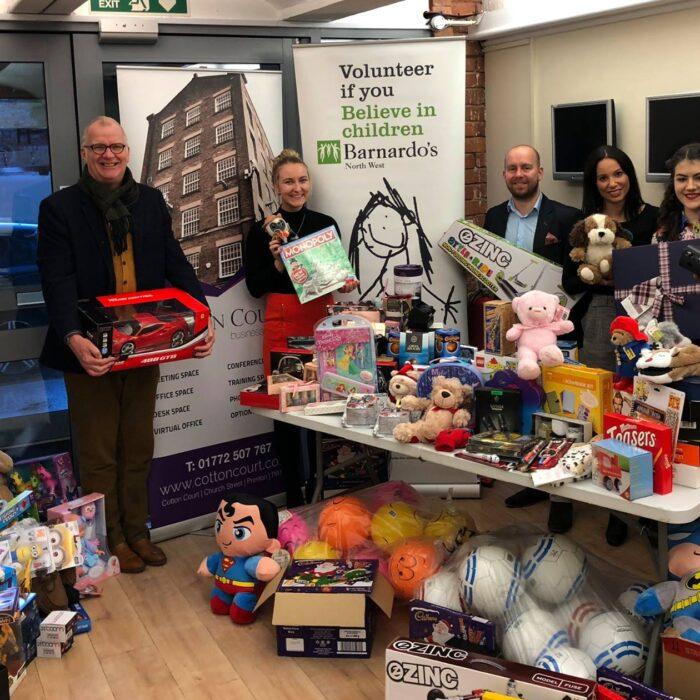 Barnardo's Xmas Toy Appeal 2018