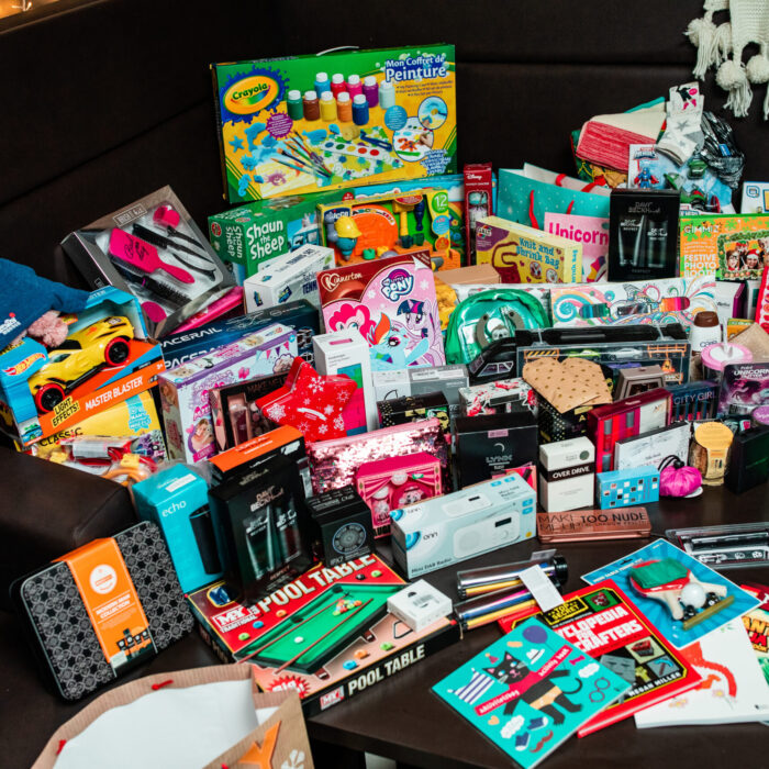 Christmas Toy Appeal Launch