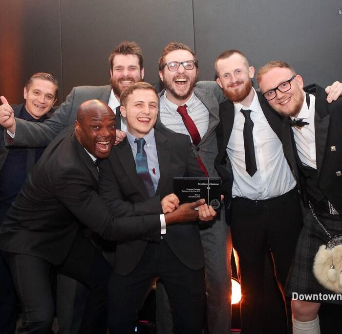 Lancashire Business Awards 2019!