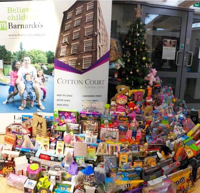 Barnardo's Christmas Gift Appeal 2019