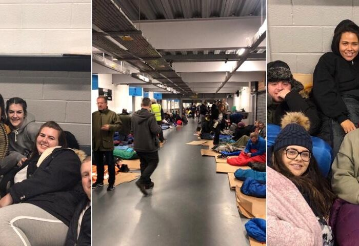 The Big PNE Sleepout