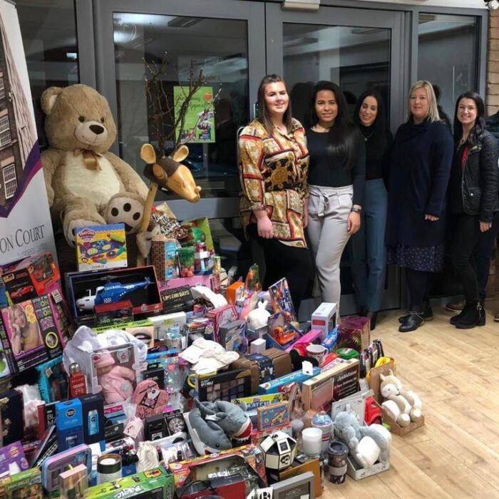 2019 Barnardo's Gift Appeal Success