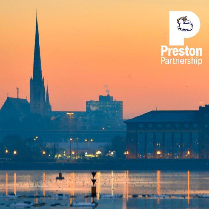 Cotton Court Supports Preston Partnership