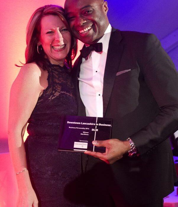 DIB – Lancashire Business Awards 2014