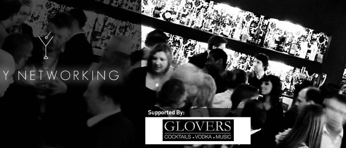 Sexy Networking – Glovers Bar with Downtown in business