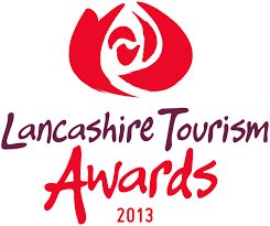 Finalist in the Lancashire Tourism Awards 2013