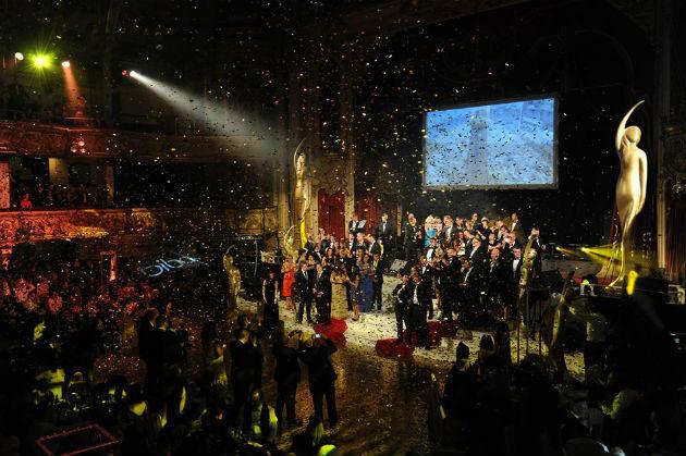 The BIBAs Awards 2013