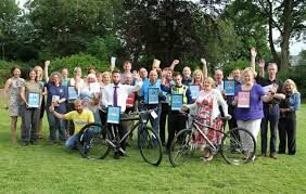 What is the Lancashire Cycle Challenge?