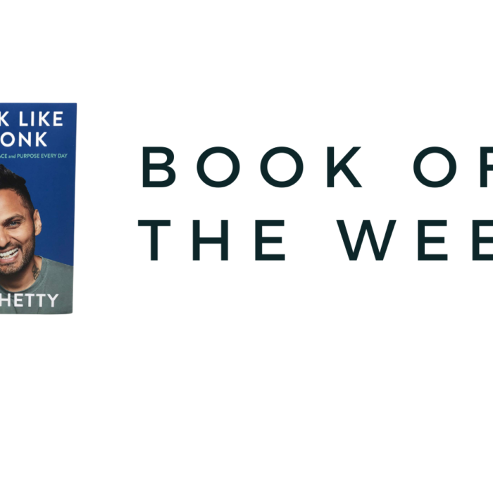 Book of the week: Think like a Monk
