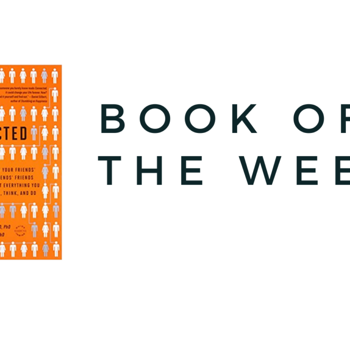 Book of the Week : Connected