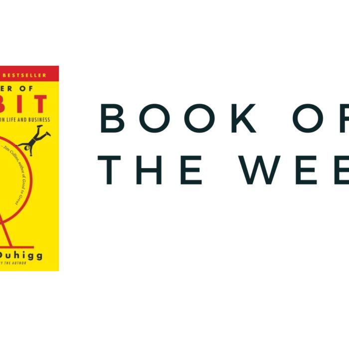Book of the Week : Power of Habit