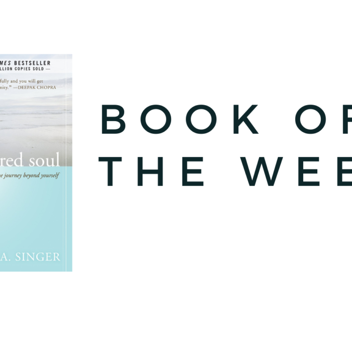 Book of the Week – The Untethered Soul