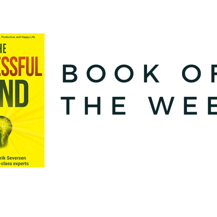 Book of the week – The Successful Mind