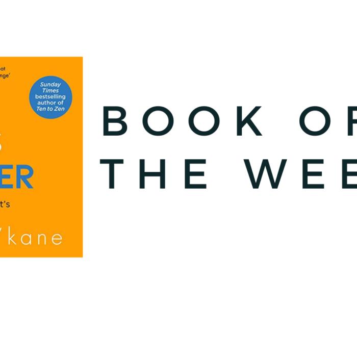 Book of the week : Ten Times Happier